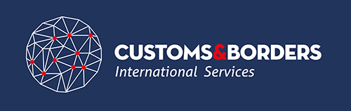 customs & borders logotipo